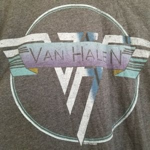 Chaser Shirts - NWT Chaser Van Halen Graphic Band T Shirt S